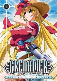 Grenadier: The Beautiful Warrior (sub)